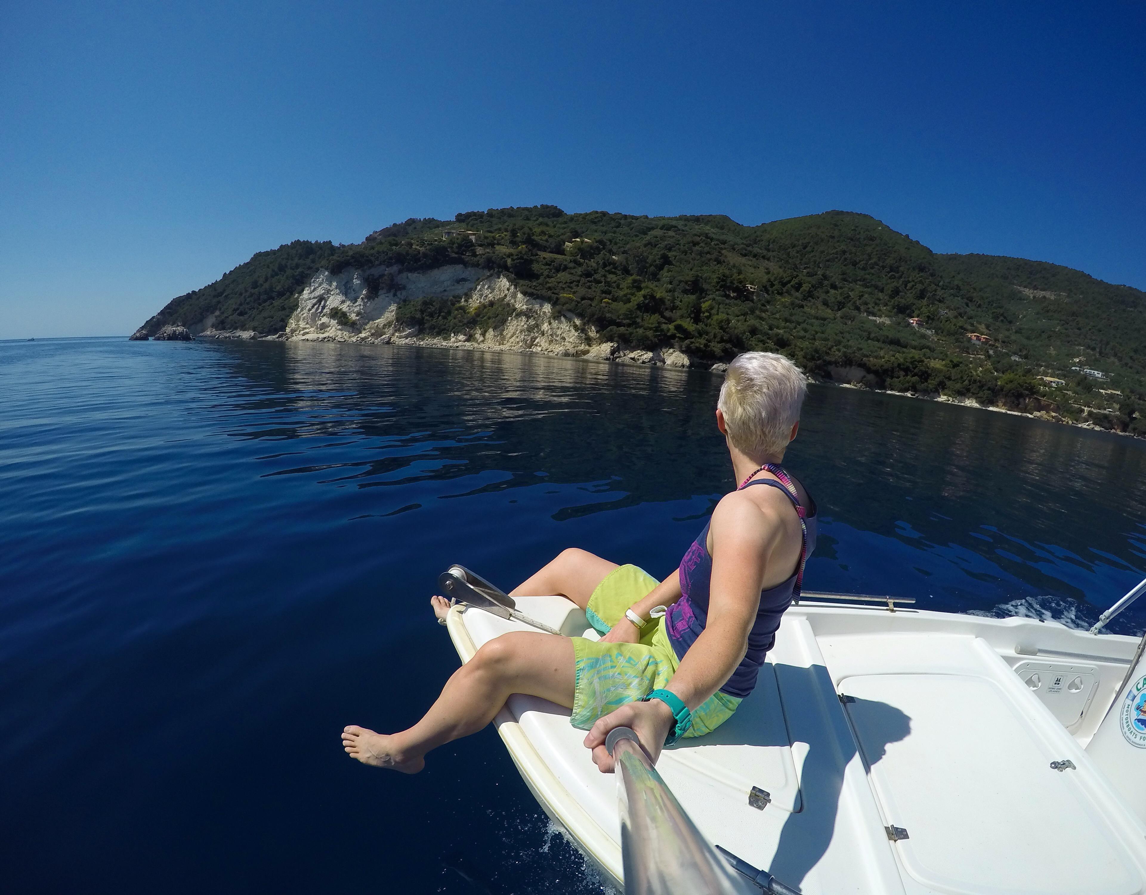 Boat hire, Zakynthos