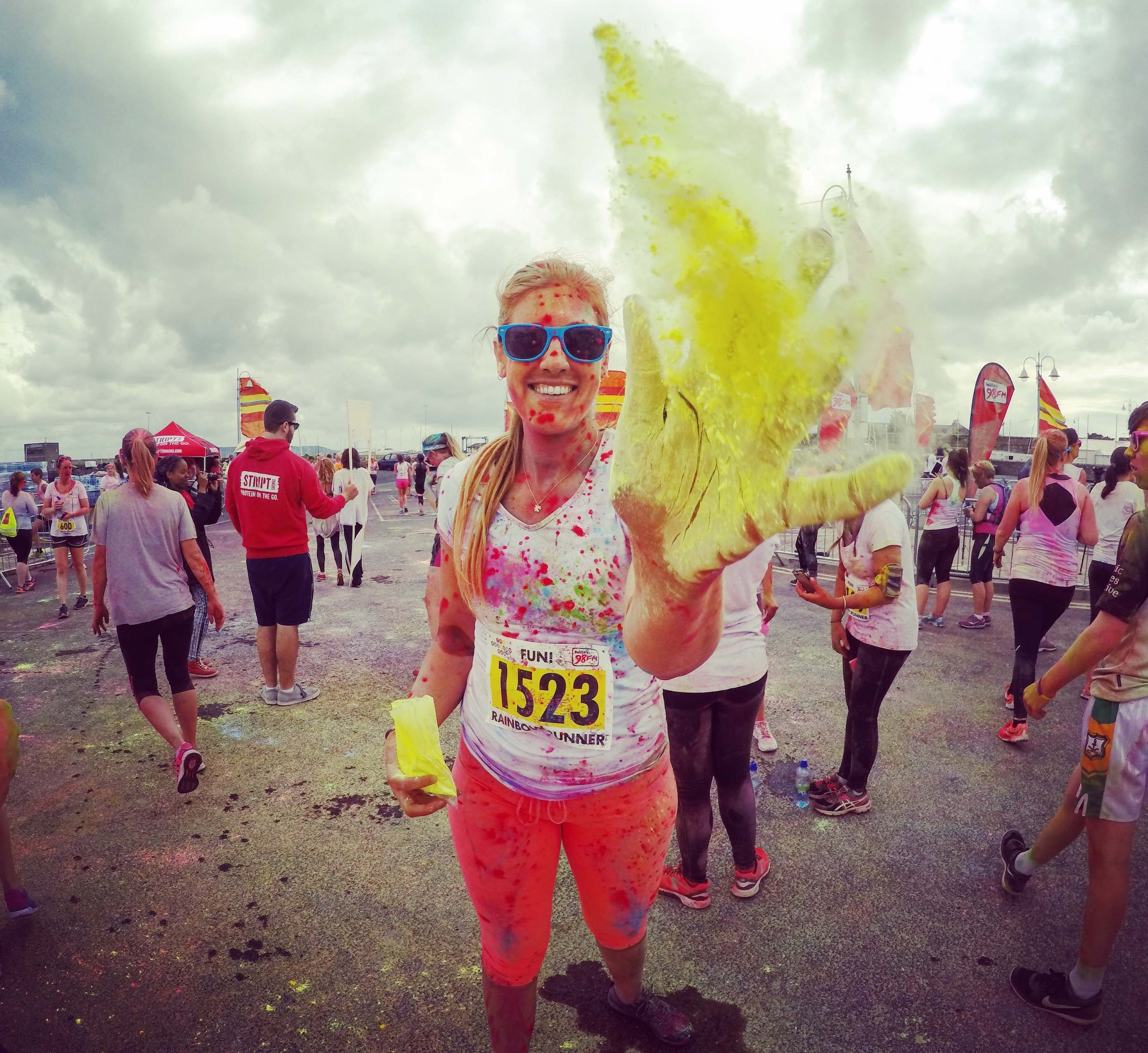 98fm Rainbow Run 2016